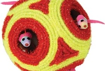 Cat Toys / Find the latest and greatest cat toys and other cat supplies at our pet store! Remember, cat toys might save your curtains!