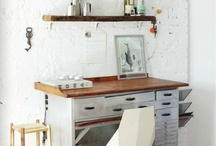 sewing space / by Erin Sudeck