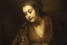 Rembrandt Harmenszoon van Rijn (1606–1669)
