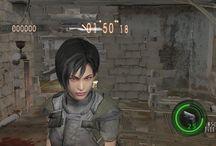 Agent Ada wong RE4