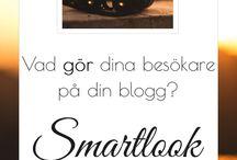 Svenska bloggtips / Bra tips och guider för oss som bloggar. Design, koder och funktion.