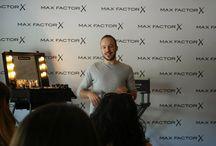 Rıfat Yüzüak ile Max Factor Eğitimi