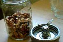 mason jars  who knew? / by Jean Mullins