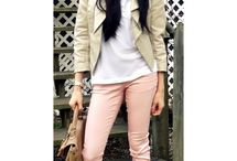 Pastel outfits / Pastel Colors for Spring Summer