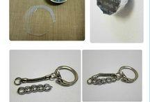 Cool DIY Keychains