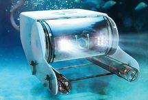 Underwater robotics / Deep dive to robots operating underwater
