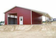 Future Pole Barn/Shop/cook shed