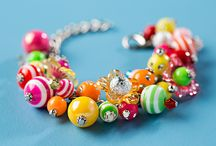 Jewelry - Charm Bracelet Examples / Collection of ideas to make charms or design charm bracelets