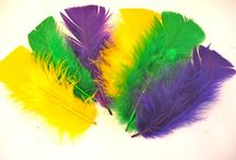 Mardi Gras Feathers!! / Lamplight Feather Inc. has been selling online since 2002 and has a huge selection of feathers! Visit our Website: www.tonyhill.net or Call us today and speak with our great customer service rep! 1-800-806-5149