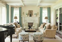 Living Rooms / by Laura Koch