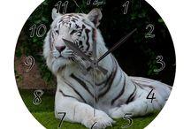 tigrises óra