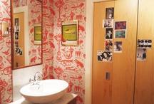 Downstairs Bath / by Sarah Szpak