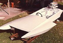 PROJECT RACING BOAT.