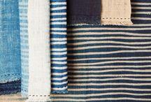 Textiles & design.