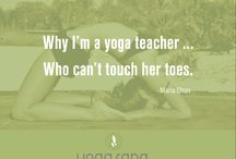 Inspirational Quotes from Everyday Yogis