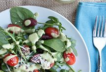 salad / by Michelle Watson
