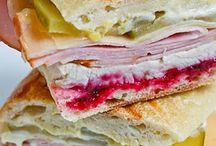 sandwich, pannini, focaccia