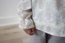 ~ Patron couture Enfant ~ / Collection de patron couture Enfant de l'Atelier des cigognes | http://www.atelierdescigognes.fr/ | Sewing patterns for Kids