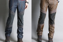 Functional treckking pants