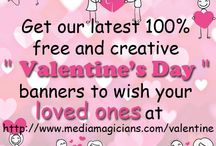 http://www.mediamagicians.com/valentine / This Valentine's make your loved ones feel special by sending them our e-cards. Just Log into http://www.mediamagicians.com/valentine