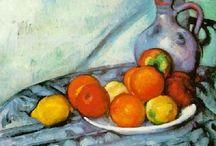 Cezanne y Landscapes