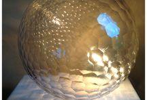 Art de Lampes ° Lights art / Par une créatrice exceptionnelle