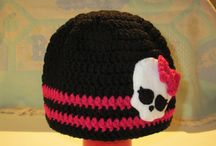 monster high hats