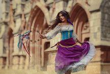 Hunchback of Notre Dame / Esmeralda, Clopin, Phoebus, Frollo, Quasimodo