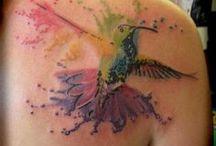 Tattoos / by Sara Henderson