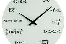 Zegary designerskie / Bardzo nietypowe modele zegarów i budzików :)