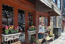 Restaurants to Try / by Jennifer Duke