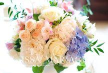 Aranjamente florale neuniforme cu verdeata