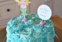 Mermaid Cakes / by Karen Gay