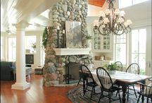 Dining Rooms, In and Out / SISTERS ANTIQUES