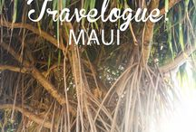 HAWAII OR BUST ! / Planning a trip to Maui with Scott!