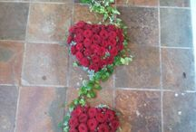 Heart Tributes - Funeral