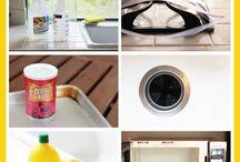 Tips til rengjøring