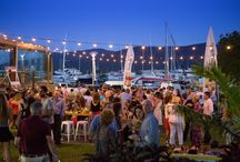 North Bar and Kitchen / Waterfront relaxed dining on the Marina in Cairns with bar, restaurant and garden area