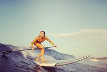 SUP Surf salt,sand and water