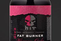 Supplements / Tablets and Powders to promote healthy fat loss and improved energy