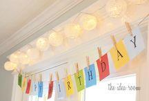 Deco Party, Birthday and Wedding