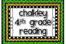 Chalkley Language Arts / Reading / by Teaching in Progress