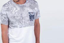 camisetas floral