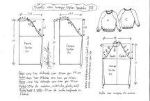 suéter manga raglan