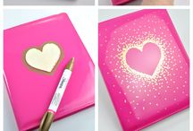 Note book covers diy