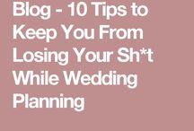 WEDING TIPS
