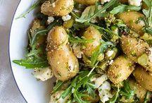 Lun kartoffel salat