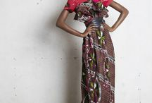 African Clothes / by Janelle Bass Hawthorne
