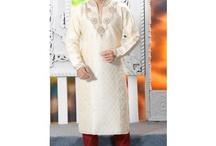 Wedding Kurta Pyjama / Buy Online Wedding Kurta Pyjama at just lowest rate. http://www.kolkozy.com/men/pathani-kurtas/wedding-kurta-pyjama.html