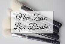 New Zoeva Brushes